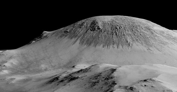 NASA: Επιβεβαιώνεται η ύπαρξη νερού στον Άρη
