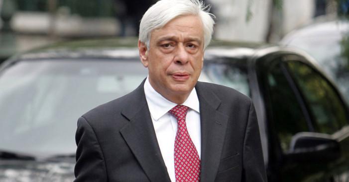 Παυλόπουλος: Μονόδρομος για την Ελλάδα η πορεία μέσα στην Ε.Ε.