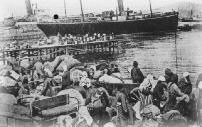 Εκδηλώσεις μνήμης της 14ης Σεπτεμβρίου. Ημέρα Εθνικής Μνήμης Γενοκτονίας των Ελλήνων της Μικράς Ασίας από το Τουρκικό  Κράτος