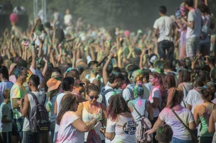 Γέμισε χρώματα η Θεσσαλονίκη!