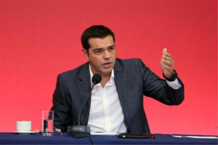 Αλέξης Τσίπρας: Το κόμμα οφείλει να ξεπεράσει τις παθογένειες του παρελθόντος