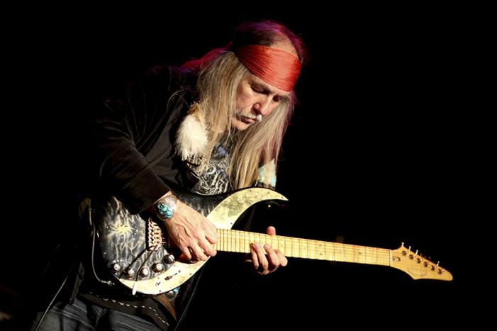Ο κιθαρίστας των Scorpions Uli Jon Roth στην Καστοριά