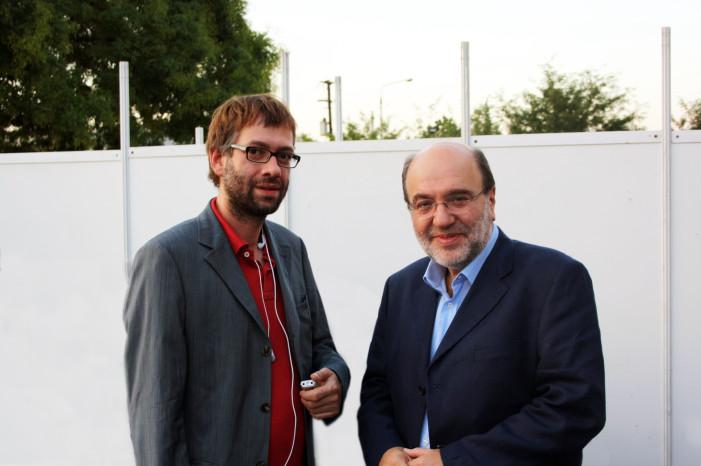 Τρύφων Αλεξιάδης στο inKastoria: «Η περιφέρεια πρέπει να μπει στο επίκεντρο της Πολιτείας»