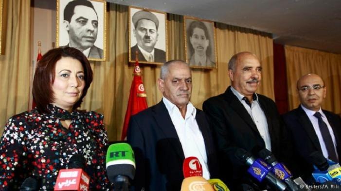 Στο Κουαρτέτο Εθνικού Διαλόγου της Τυνησίας απονεμήθηκε το Νόμπελ Ειρήνης