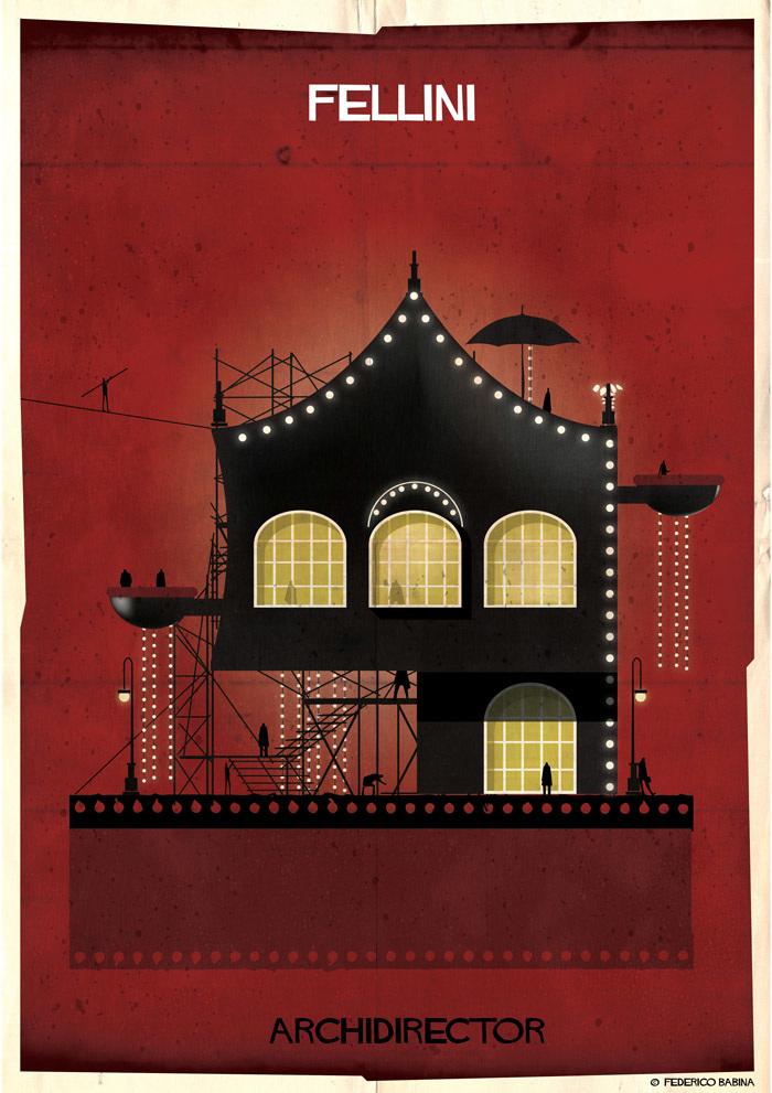 H ιστορία του σινεμά σε 27 κατοικίες