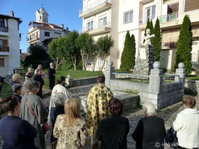 Ιερό Μνημόσυνο για τον Παύλο Μελά – 111 χρόνια από το θάνατό του