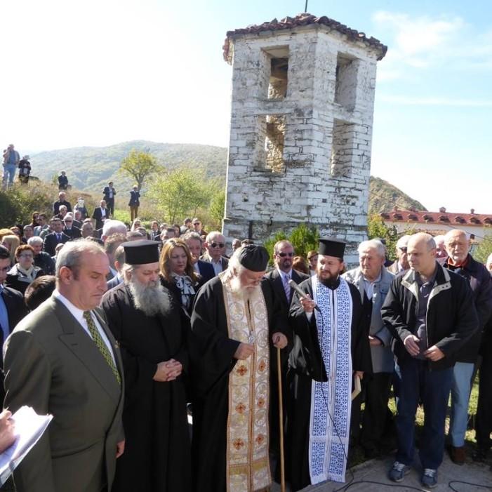 Στην Κορυτσά για την επέτειο της 28ης Οκτωβρίου, Τελιγιορίδου και Αντωνίου