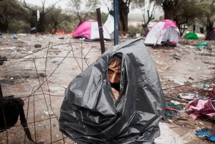 Λέσβος: 9 φωτογραφίες από τους Γιατρούς Χωρίς Σύνορα που σου σφίγγουν το στομάχι