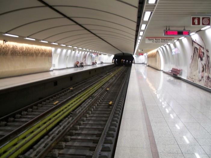 Στα 10 καλύτερα του κόσμου το μετρό της Αθήνας