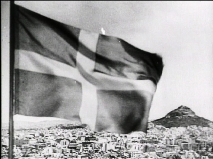 Η Αθήνα γιορτάζει την απελευθέρωση από τους ναζιστικά στρατεύματα