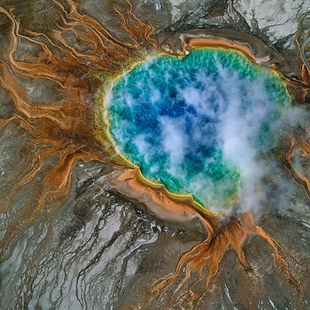 Το νερό της Γης σε 15 μαγικές εικόνες από ψηλά