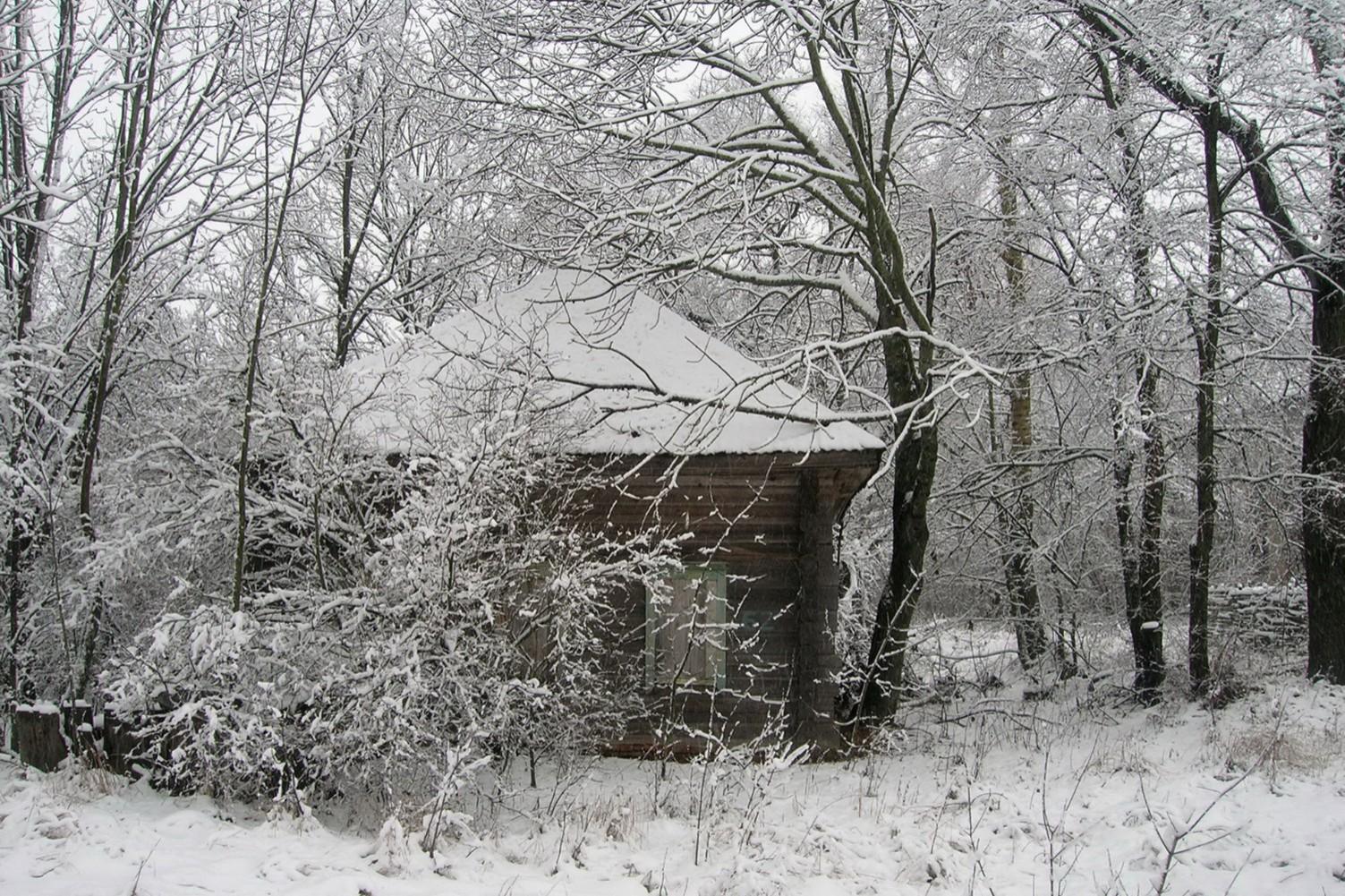 Εγκαταλελειμμένο σπίτι. Φωτο: Valeriy Yurko