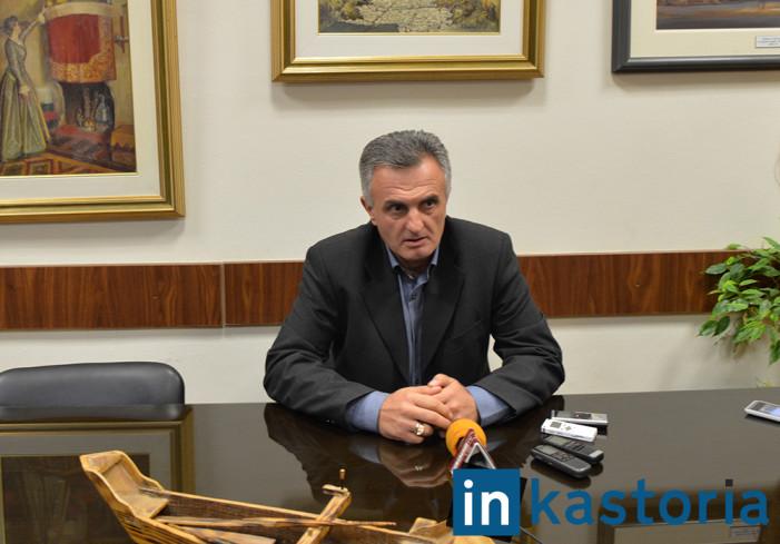 Ζαχαρίας Παύλου, πρόεδρος ΔΕΥΑ Καστοριάς: Αν δεν αλλάξω το δίκτυο δεν έχω θέση στη ΔΕΥΑΚ