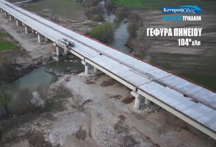 Ε65: Πως η Δυτική Μακεδονία έρχεται 2,5 ώρες πιο κοντά στην Αθήνα