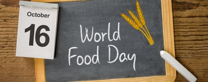 Παγκόσμια Ημέρα Επισιτισμού/Διατροφής