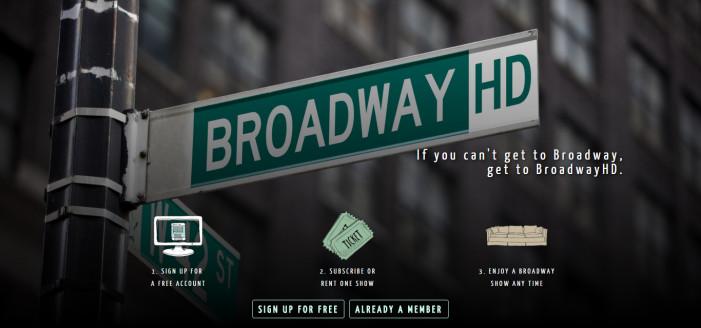 Το Broadway έρχεται με livestreaming στο κινητό μας!!!