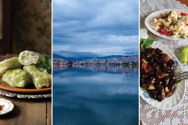 Αποστολή στην Καστοριά και τοπική κουζίνα στον Γαστρονόμο της Καθημερινής (φωτό)