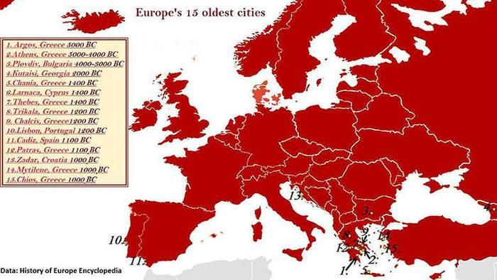Το Άργος, η παλιότερη πόλη της Ευρώπης
