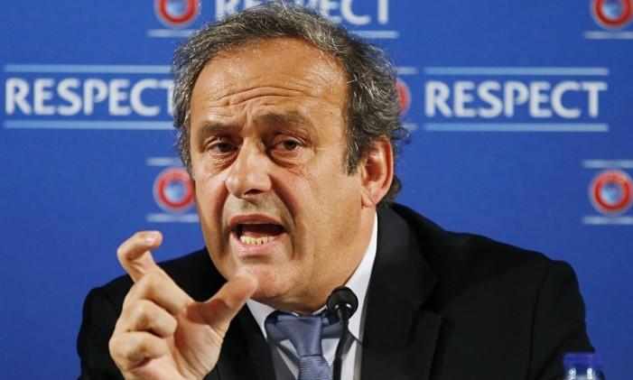 «Μπλόκο» σε Πλατινί για τις εκλογές της FIFA
