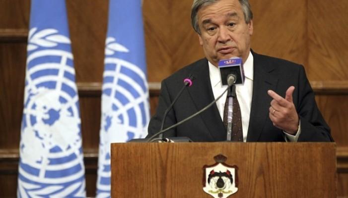 Γκουτιέρεζ: Αν δεν υπάρχει ανθρωπιά δεν γίνεται τίποτα