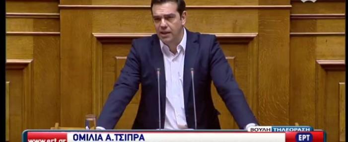 Τσίπρας για αντιεξουσιαστές: Αυτόκλητοι σωτήρες που θέλουν να καπηλευτούν τις προσδοκίες