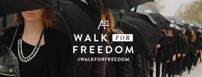 Walk for Freedom Καστοριά