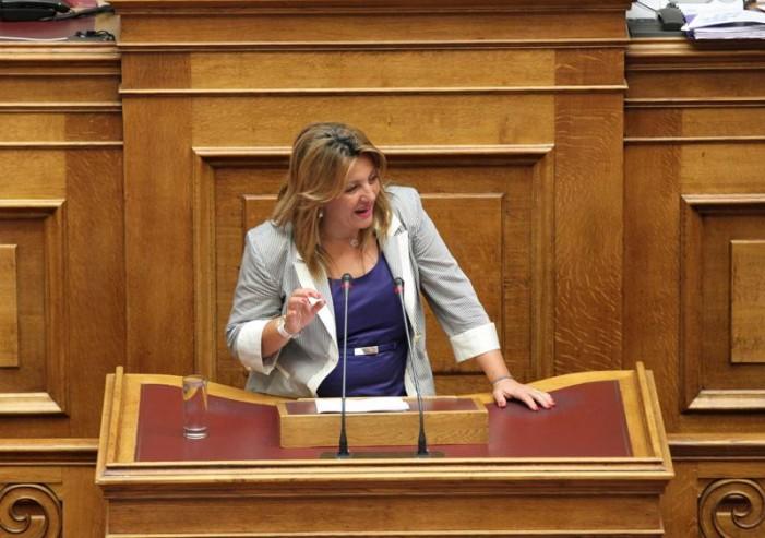 Ερώτηση της Μαρίας Αντωνίου και 6 ακόμη Βουλευτών για παράταση πληρωμής ασφαλίστρων ΟΓΑ