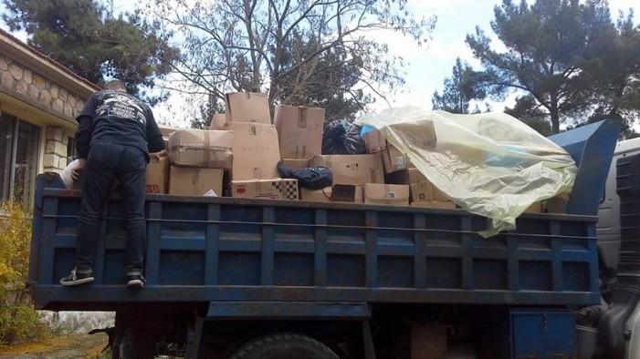 Συμμετοχή της Περιφέρειας Δυτικής Μακεδονίας σε αποστολή βοήθειας στην Ειδομένη