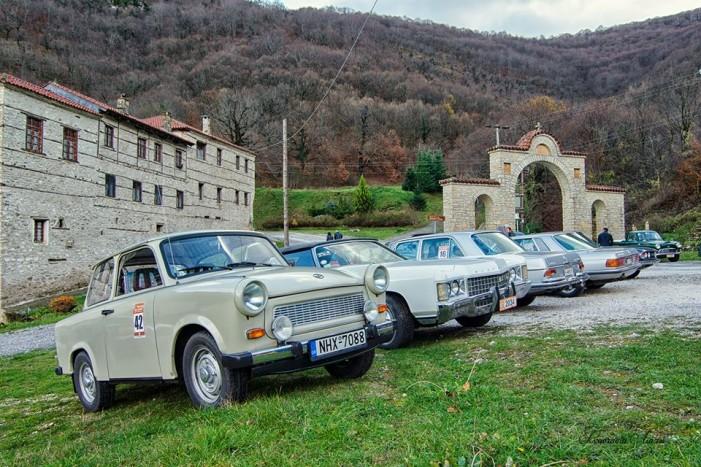 Το 18° Ράλι Κλασικού Αυτοκινήτου στην Καστοριά (φωτογραφίες)