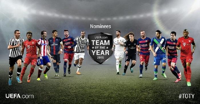 FIFA: Οι 55 «εκλεκτοί» για την καλύτερη 11άδα της σεζόν