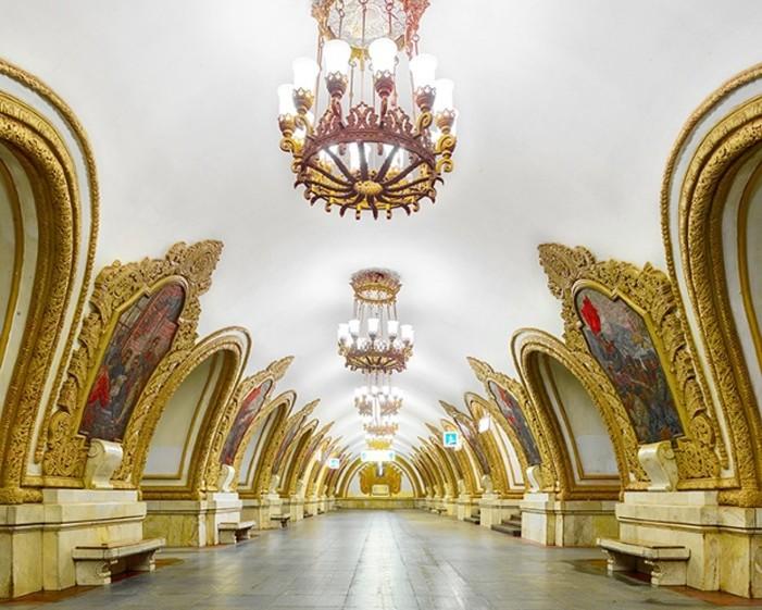 Ναι! Αυτό είναι το μετρό της Μόσχας… (φωτό)
