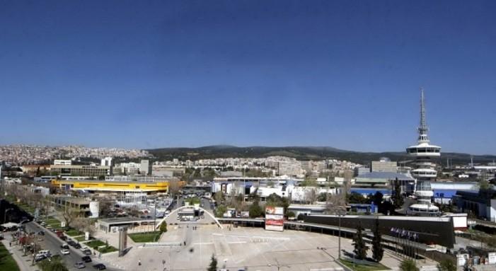 Θεσσαλονίκη: Πέταξαν μολότοφ στα γραφεία της ΔΕΘ