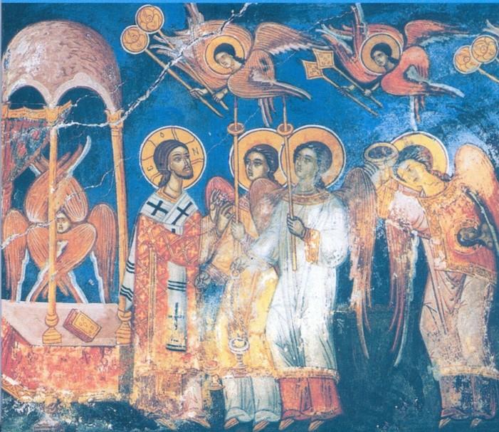 Πρόγραμμα Σαρανταλείτουργου Ιερού Μητροπολιτικού Ναού Καστοριάς