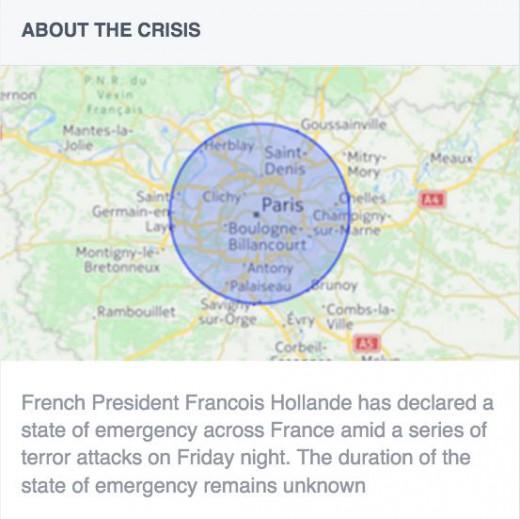 Το Facebook ενεργοποιεί το εργαλείο Safety Check για τις τρομοκρατικές επιθέσεις στο Παρίσι