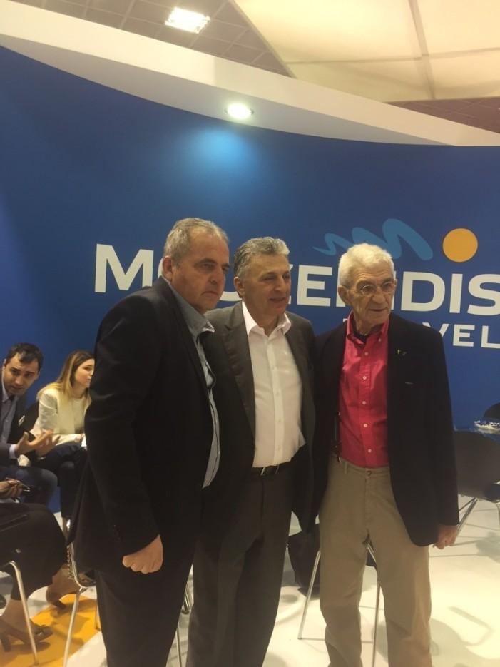 """Ο Δήμος Καστοριάς στη Διεθνή Έκθεση Τουρισμού """"Philoxenia"""""""