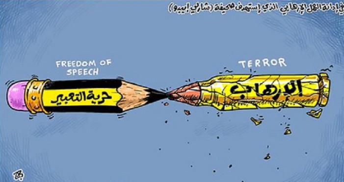 Charlie Hebdo: «Αυτοί έχουν τα όπλα. Εμείς έχουμε σαμπάνια»
