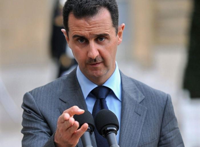 Άσαντ: Αυτό που έζησε το Παρίσι, το ζούμε εμείς κάθε μέρα