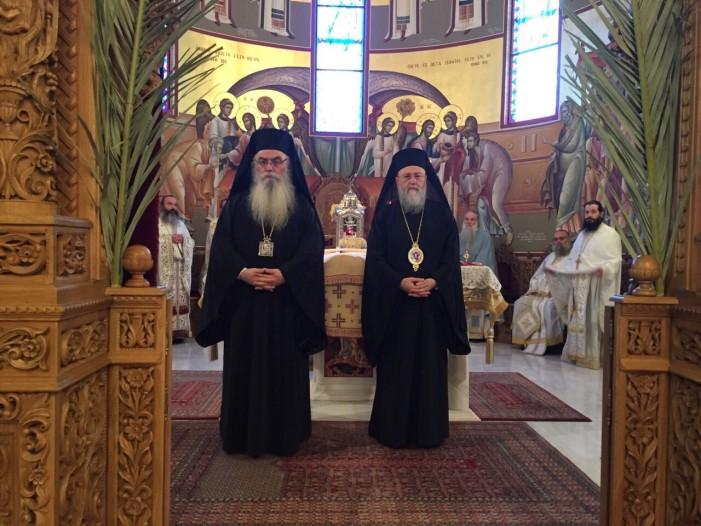 Με κάθε λαμπρότητα εορτάστηκε ο Άγιος Νεκτάριος στο Άργος Ορεστικό