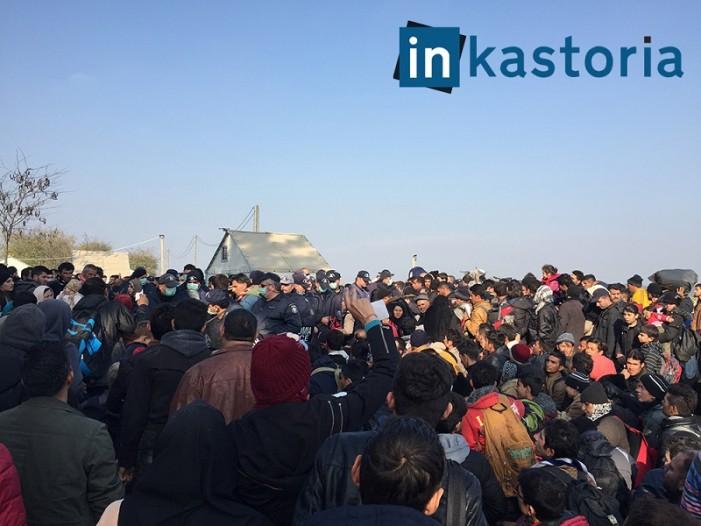 ΠΓΔΜ προς Ελλάδα: Θα σας γυρίζουμε όσους πρόσφυγες μας γυρίζουν