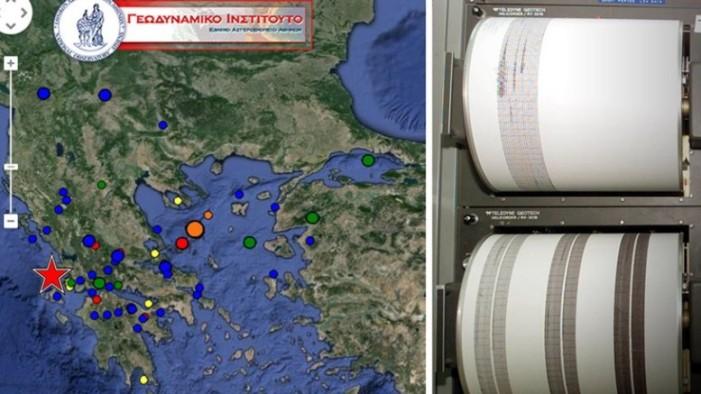 Λευκάδα: Καταγραφή ζημιών μετά το φονικό χτύπημα του εγκέλαδου
