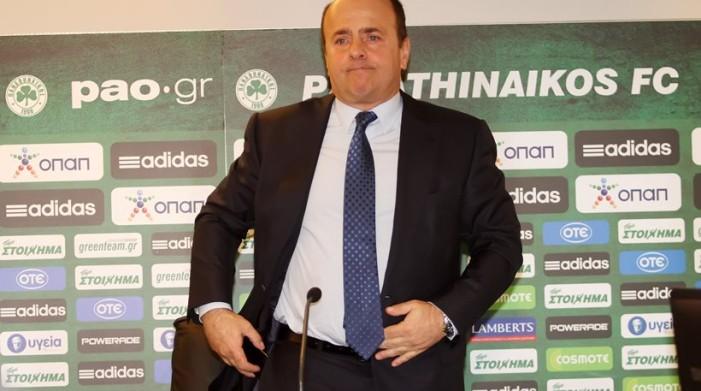 Αλαφούζος: Υποβάλλει παραίτηση και προτείνει αποχώρηση από το πρωτάθλημα!