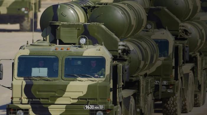 Τι σηματοδοτεί η ανάπτυξη των ρωσικών S-400 στην Συρία