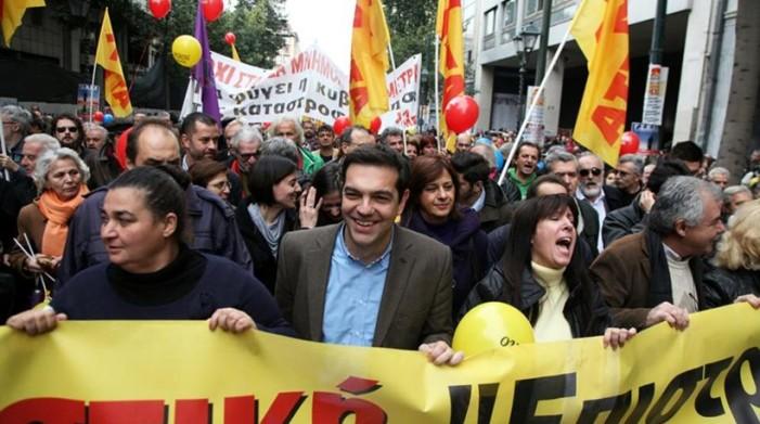 Το είδαμε κι αυτό: Ο ΣΥΡΙΖΑ καλεί σε απεργία απέναντι στον… ΣΥΡΙΖΑ