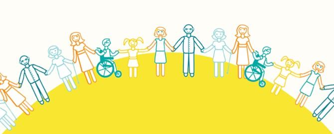 Εκδηλώσεις με αφορμή την παγκόσμια ημέρα αναπηρίας
