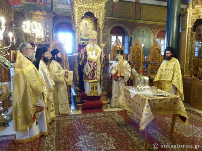 Πανηγυρικά εορτάστηκε ο Άγιος Ιάκωβος ο εκ Καστορίας (φωτό)