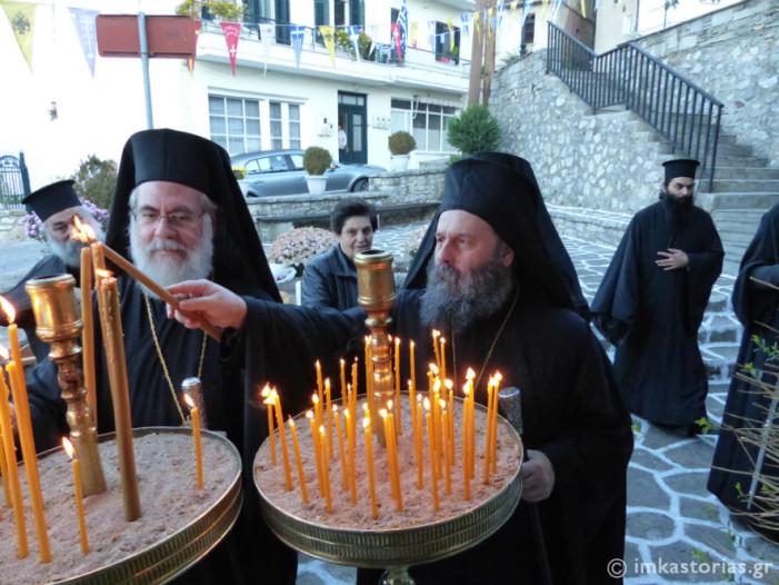 Λαμπρά εορτάστηκε ο Ελευθερωτής της Καστοριάς (φωτό και βίντεο)