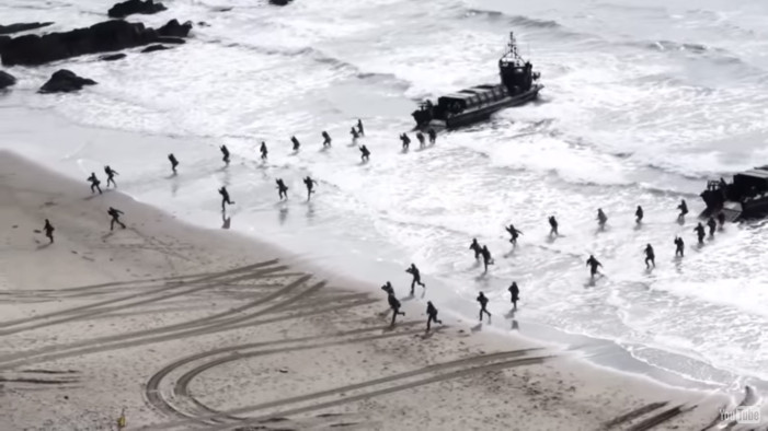 Εικόνες από την άσκηση Trident Juncture: Η μεγαλύτερη άσκηση του ΝΑΤΟ εδώ και μια δεκαετία