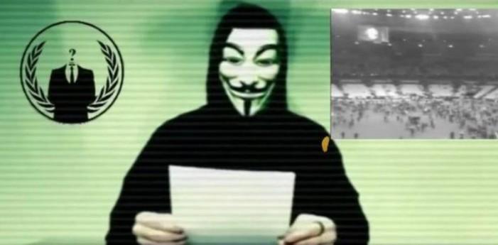 Πόλεμο εναντίον των τζιχαντιστών κήρυξαν οι Anonymous: Θα σας κυνηγήσουμε (βίντεο)