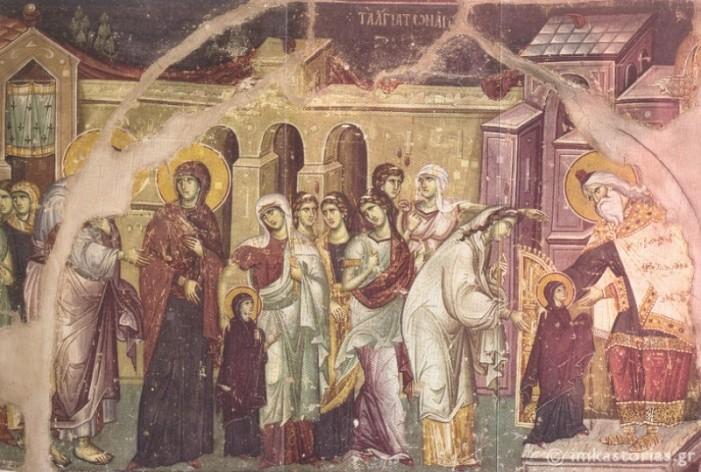 Ιερά Αγρυπνία σήμερα το βράδυ στη Μητρόπολη