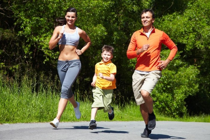 Άσκηση: Το μυστικό για να φτιάξετε τη διάθεση των παιδιών
